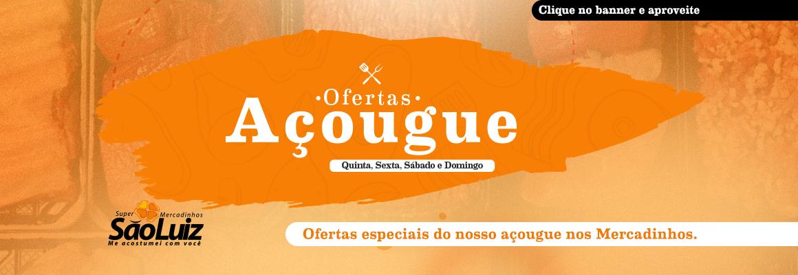 Banner Açougue